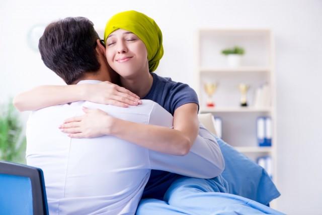 """El factor más esencial para obtener resultados favorables es """"un buen sistema de apoyo familiar: es muy importante estar rodeado de personas de apoyo."""