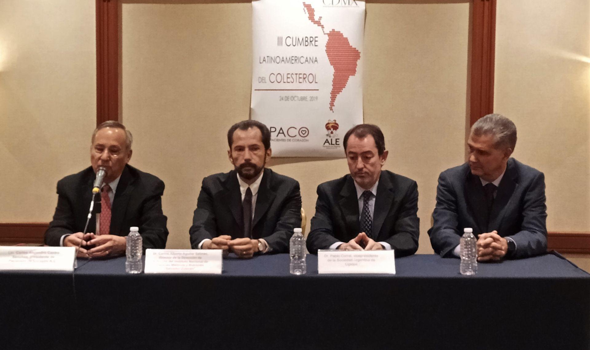 III Cumbre Latinoamericana de Colesterol