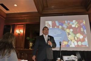 Taller internacional sobre metodología de referenciación internacional de precios y aplicación del análisis comparado en las adquisiciones de medicamentos en México.