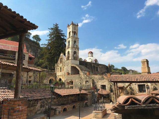 Santa María Regla.