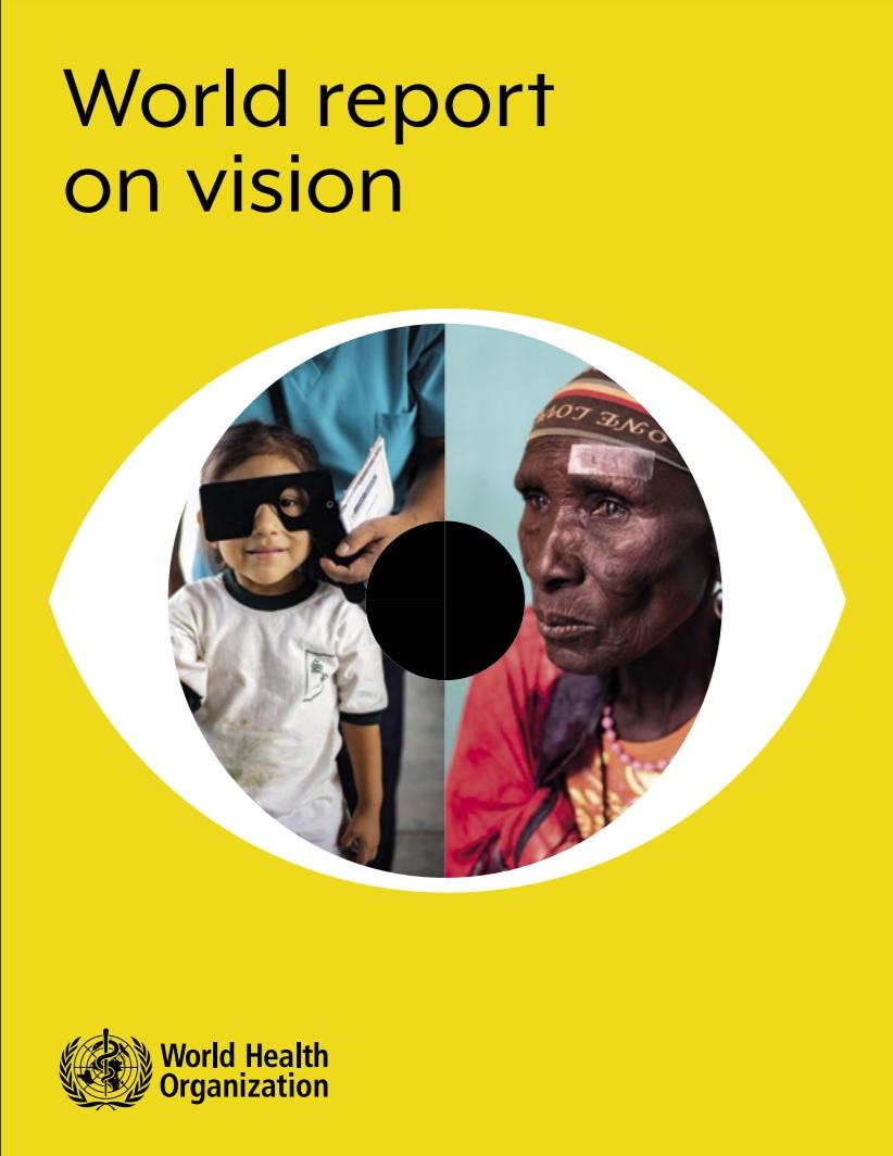 Portada World Repor on Vision
