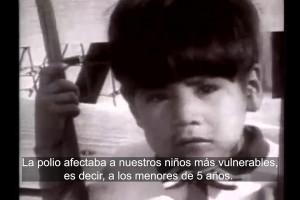Conmemorando 25 años de eliminación de poliomielitis en las Américas y El Caribe