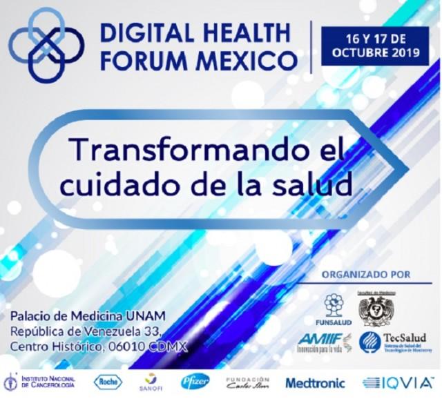 El evento contará con la participación de expertos que incluyen a los líderes de la industria, la academia, del Sistema de Salud de México y emprendedores que están abriendo espacios dentro de la salud digital en México.