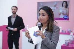 Liliana Oropeza, ginecóloga