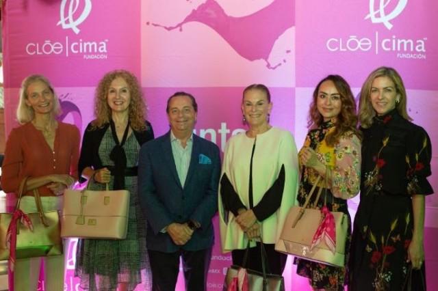 Desde hace 16 años, Cloe y Fundación Cima se unen para amplificar el conocimiento de la detección oportuna del cáncer de mama.