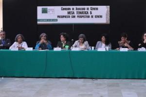 Comisión De Igualdad De Género, Mesa Temática 5, Presupuesto Con Perspectiva De Género 31 De Octubre De 2019.