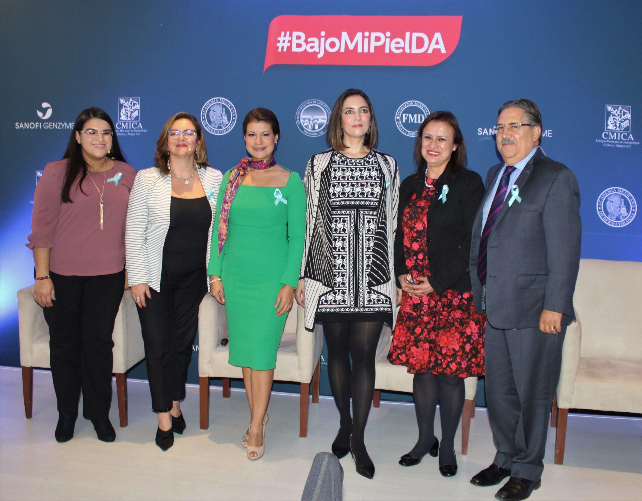 Expertos promueven el Día de la Dermatitis Atópica para dar visibilidad al impacto que tiene la enfermedad en los pacientes