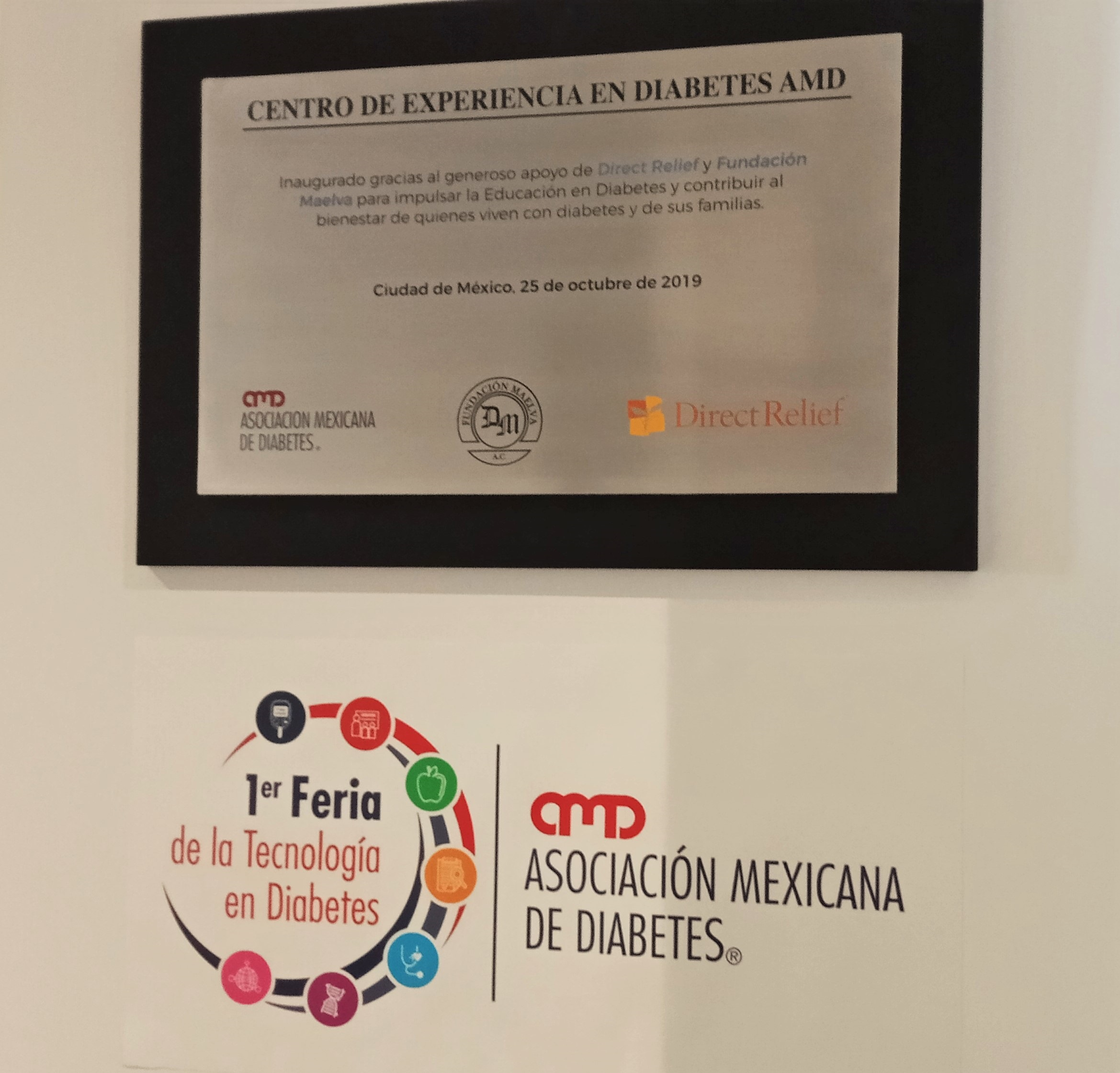 Feria de la Tecnología en Diabetes