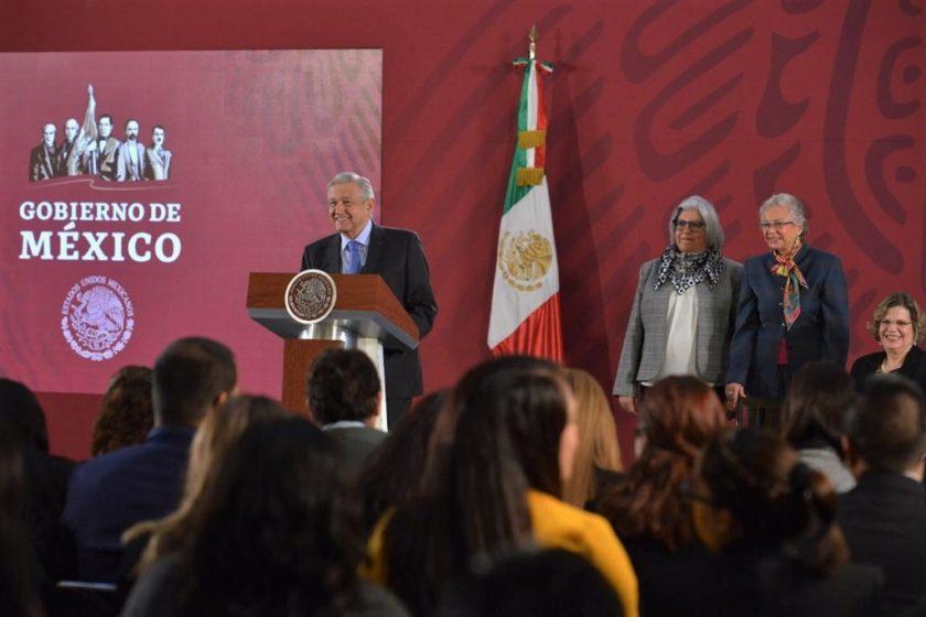 Conferencia de prensa del presidente Andrés Manuel López Obrador, del 21 de noviembre de 2019