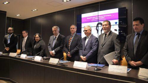 Conferencia de prensa de simposio Resistencia bacteriana: una política pública