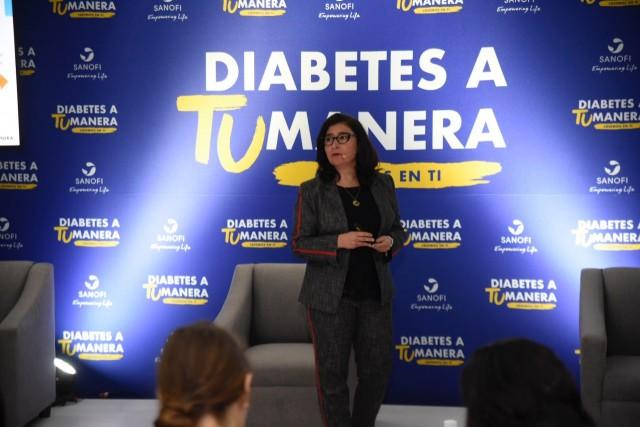 """Sanofi lanza la campaña """"Diabetes a tu Manera"""" para fomentar el cuidado integral del paciente con diabetes"""