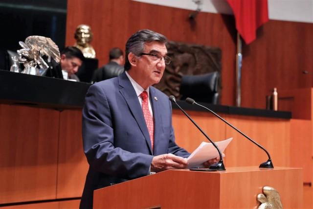 Senador Américo Villareal Anaya
