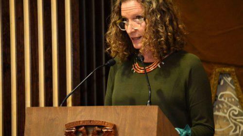 Ana Buquet, directora del Centro de Investigaciones y Estudios de Género de la UNAM