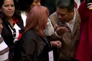 Rosario Piedra Ibarra rindió protesta como presidenta de la CNDH