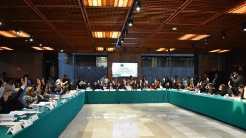 Reunión De Comisiones Unidas De Igualdad De Género Y De Gobernación Y Población 3 De Diciembre De 2019