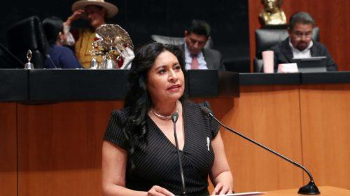 Senadora Ana Lilia Rivera Rivera