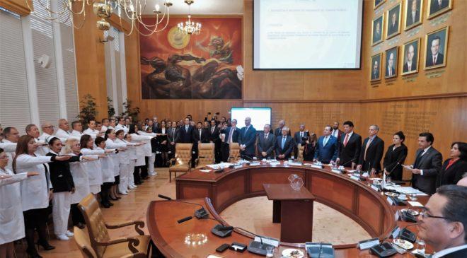 protesta las y los 35 nuevos Titulares de los Órganos de Operación Administrativa Desconcentrada