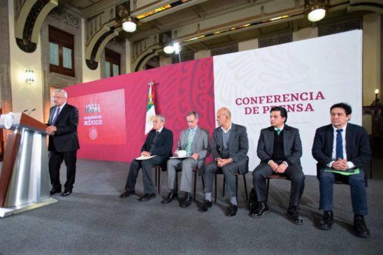 Conferencia de prensa, 28 de enero de 2020