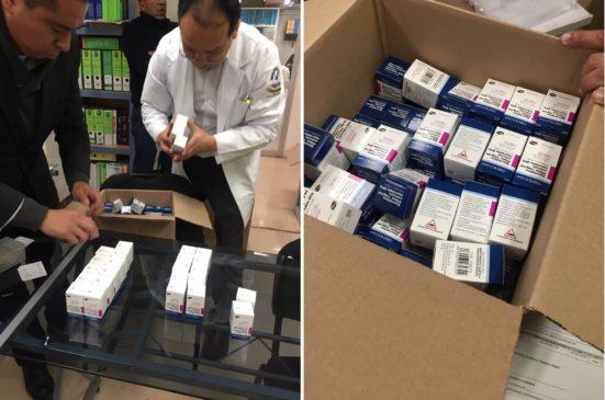 Abastecimiento de medicamentos oncologicos