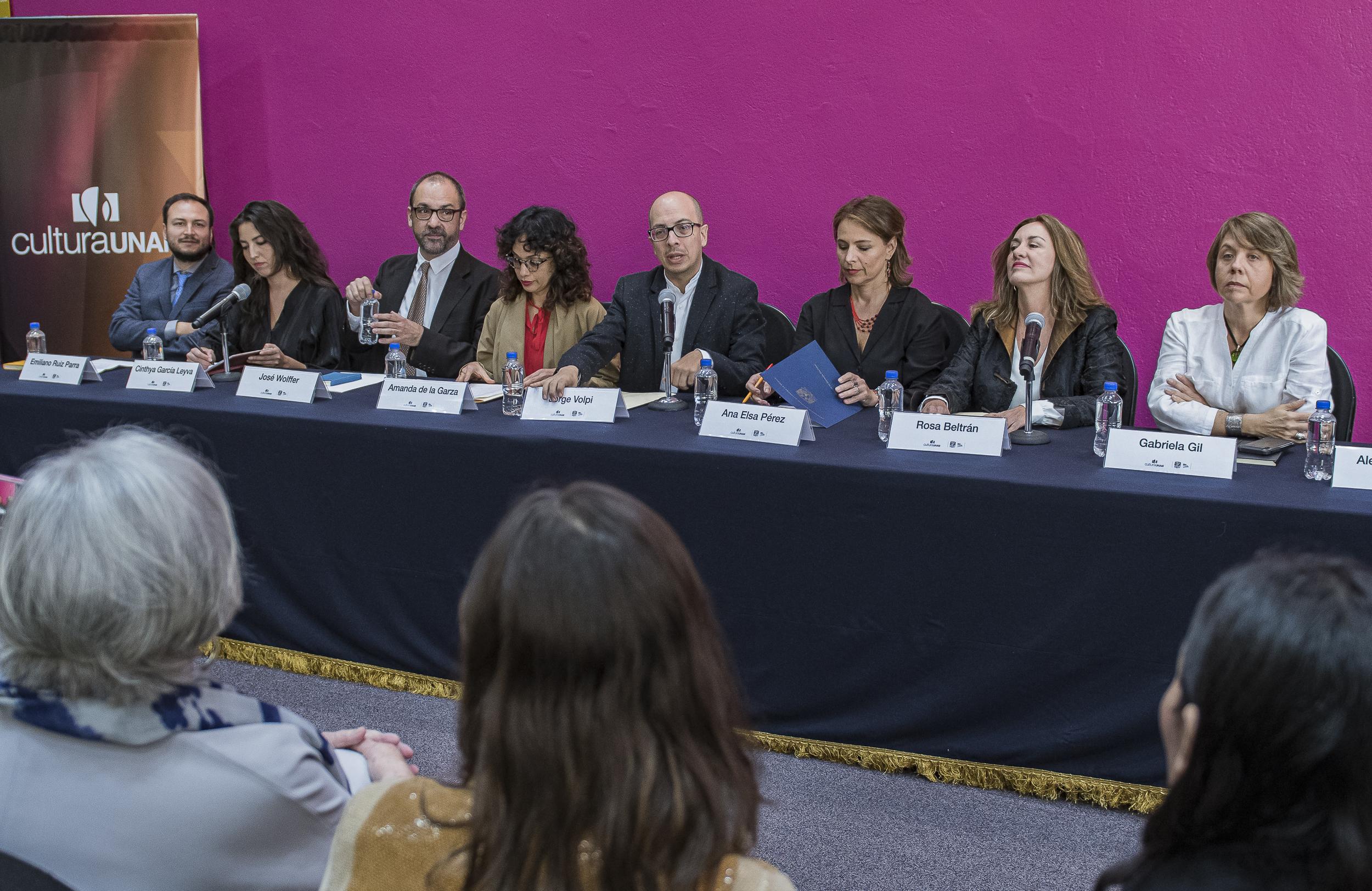 ANUNCIAN NUEVOS PROYECTOS Y NOMBRAMIENTOS EN CULTURA UNAM, CON EQUIDAD DE GÉNERO COMO EJE DE TRABAJO