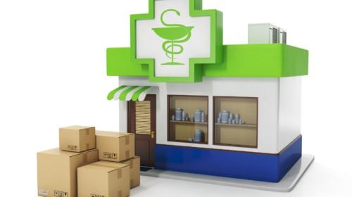 almacén de equipo médico