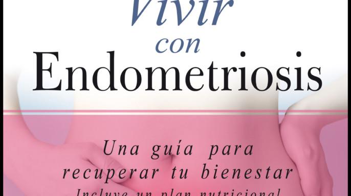 Portada libro Vivir con Endometriosis