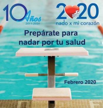 Nado x mi corazón 2020