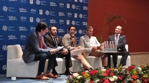 Conferencia de prensa Día Mundial de la Obesidad