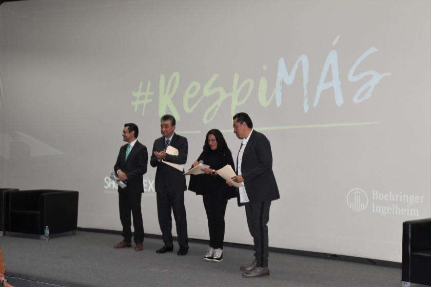 Boehringer Ingelheim y Shorts México premian a los ganadores del  concurso de cortometrajes sobre EPOC: #RespiMÁS