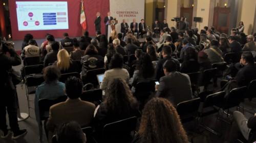 Conferencia de prensa 20200225