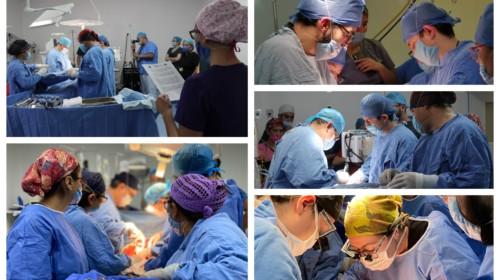 Cinco procuraciones multiorgánicas realizadas en sus unidades médicas