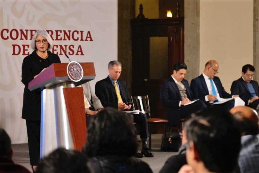doctora Gisela Lara Saldaña