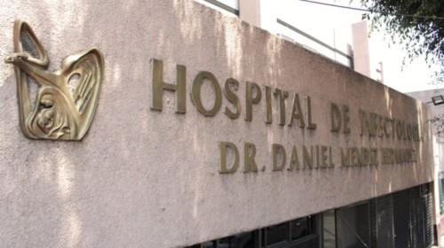 """Hospital de Infectología """"Dr. Daniel Méndez Hernández"""""""