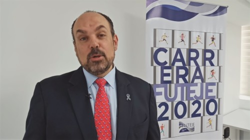Francisco Freyría Director General de FUTEJE
