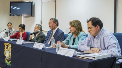 Conferencia de medios de la Comisión universitaria para la atención de la emergencia del coronavirus