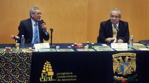 José Manuel Pino Moreno y Carlos Labastida Villegas