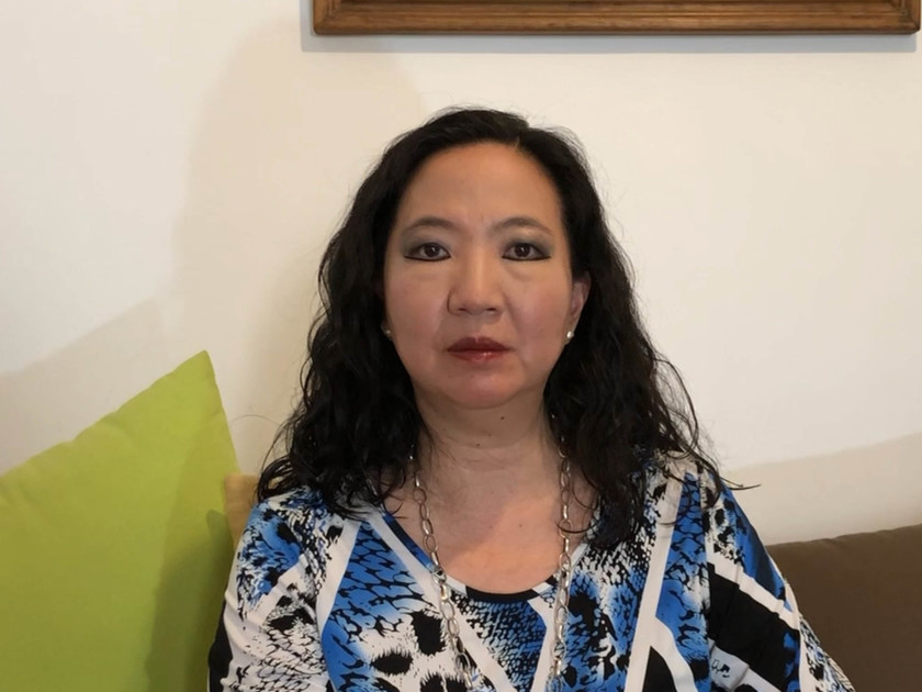 Rosa María Wong Chew