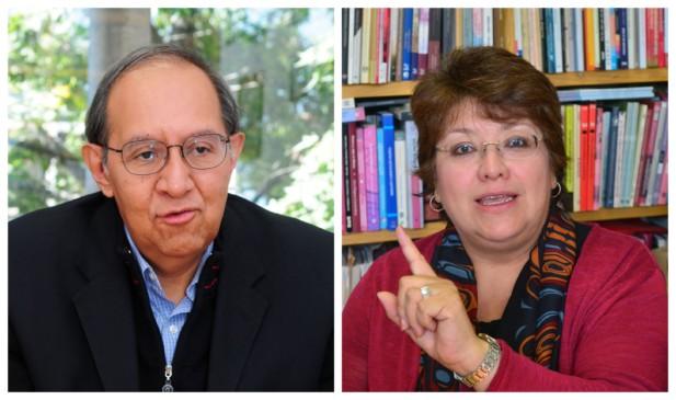 Raúl Trejo Delarbre y Verónica Montes de Oca