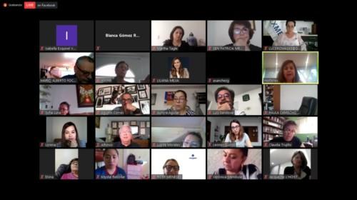 """foro virtual """"La Economía de las Mujeres frente a la Emergencia Sanitaria"""""""