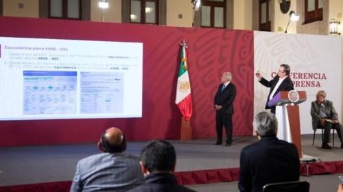 Conferencia de prensa del presidente Andrés Manuel López Obrador, del 9 de abril de 2020