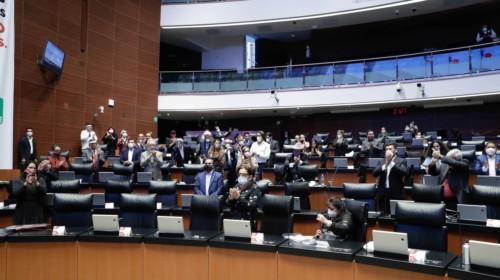 Sesión Ordinaria del 20 de abril de 2020, en el Senado de la República