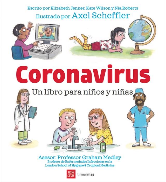 portada cuento coronavirus