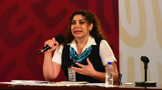 Leyla Acosta Miranda, Técnica en Atención y Orientación al Derechohabiente (TAOD)