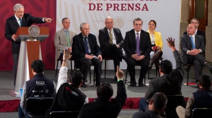 Conferencia de prensa del presidente Andrés Manuel López Obrador, del 30 de abril de 2020