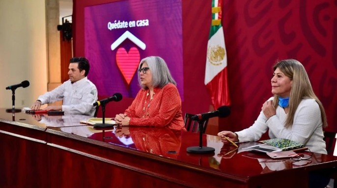 Conferencia de prensa Créditos a la palabra para reactivar la economía