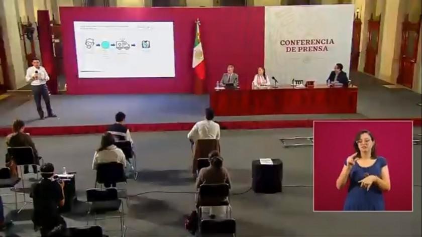 El IMSS está preparado para hacer frente a la etapa más difícil en la Ciudad de México, señaló el director general, Zoé Robledo.