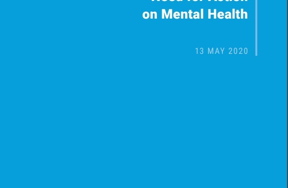 Policy Brief: COVID-19 and the Need for Action on Mental Health