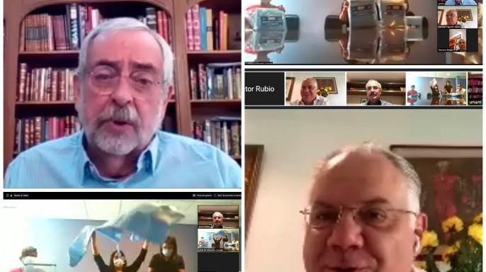 video-reunión