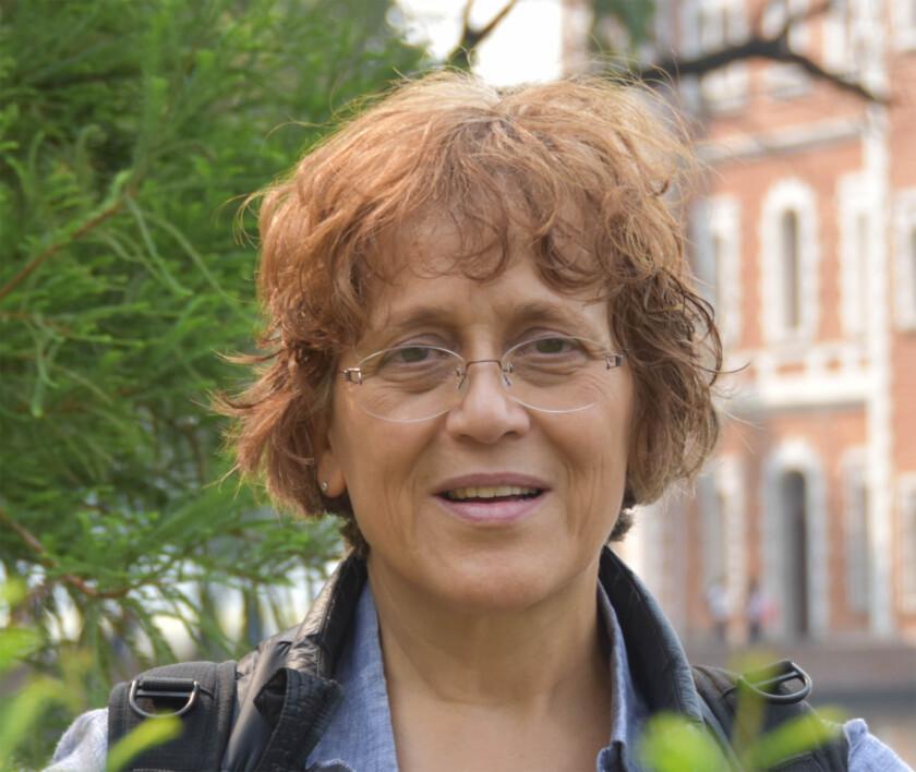 Gabriela García Pérez, de la Facultad de Medicina de la UNAM