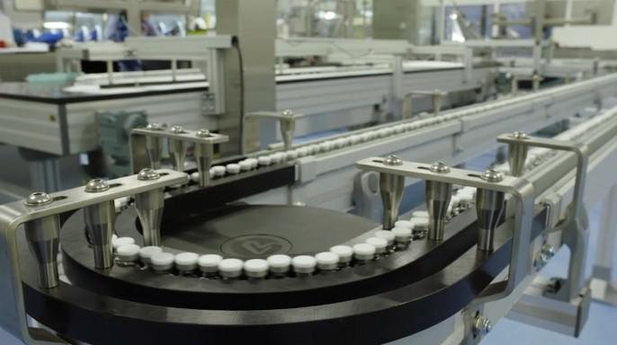 manufactura de vacuna